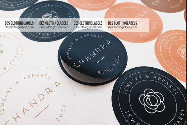 Des ClothingLabels chuyên thiết kế và in decal sticker theo yêu cầu